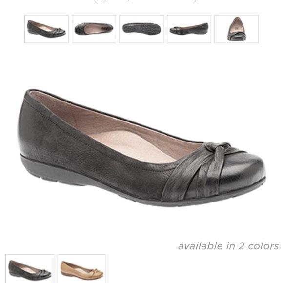d36b06c8815cf Abeo Shoes - Abeo Terrie Ballet Flat